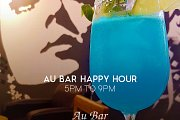 Au Bar Happy Hour