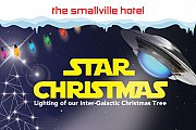 Christmas Tree Lighting Event @ Smallville Hotel