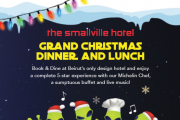 Grand Christmas Eve Dinner at The Smallville Hotel