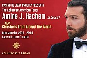 Amine J. Hachem Live in Concert