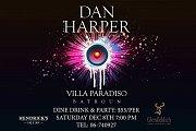 Dan Harper live at Villa Paradiso