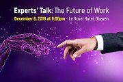Experts' Talk: The Future of Work
