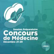 Session Préparatoire - Concours de Médecine