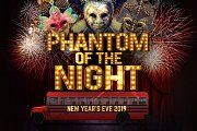 New Year's Eve 2019 - Phantom of the Night