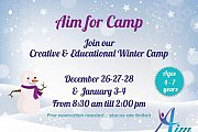 Winter Camp for Kids