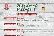 Caritas Lebanon Christmas Village - Upper Chouf