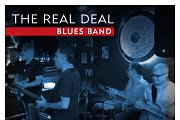 The Real Deal Blues Band @Bloom