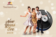 New Year's Eve 2019 at Byblos Sur Mer - Cafe Tournesol