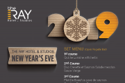 NYE @ The Ray Hotel