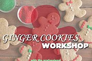 Ginger Cookies Workshop at Future Now
