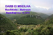 Hiking Darb el Mseilha with Rovers Lebanon