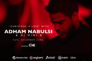 """Christmas Is Love"" with Adham Nabulsi & DJ Mini-B"