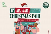 IC Ain Aar 30th Christmas Fair