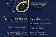 L'incarnation, Meditation et Louange - Part of Christmas Concerts at Saifi Village