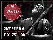 Chady & The Band at 5Chicks&Co