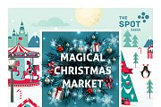 Christmas Market at the Spot Saida