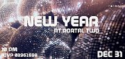 New Years at Portal Two