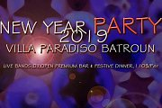 New Year Party 2019 at Villa Paradiso Batroun
