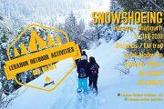 SNOWSHOEING Faraya Chabrouh with Lebanon Outdoor Activities