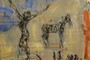 """Art Exhibition """"Paysages intérieurs"""""""