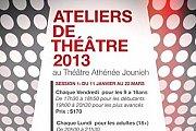 Ateliers de Theatre