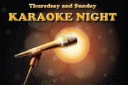 Karaoke Night at FAME every Thursday