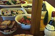 Pranzo a Buffet at Appetito Trattoria, Gemmayzeh Branch