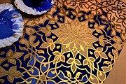 Islamic Art Workshop (Persian Manuscript Illumination)
