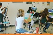 Painting Class for Kids at YWCA