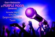 Karaoke Night at Purple Moon - Every Sunday