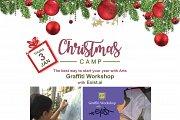 Graffiti Art Workshop at Artlet Creative Space