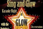 Karaoke Night in GLOW every Thursday