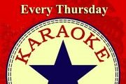 Karaoke at Moods Pub every Thursday