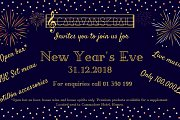 NEW YEAR'S EVE at Caravanserail