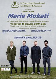 Marie Mokati Jazz Band