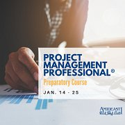 PMP® Preparation Course: Jan. 14 - 25