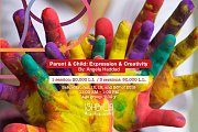 Parent & Child: Expression & Creativity Workshop