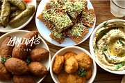 VEGAN LEBANESE RECIPES - COOKING CLASS
