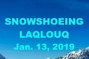 Snowshoeing Laqlouq with Rovers Lebanon