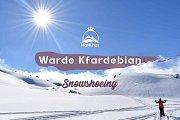Warde Kfardebian Snowshoeing | Keserwen with HighKings961