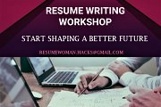 Resume Writing Hacks Workshop