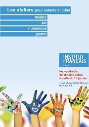 Les Ateliers Enfants IFL