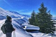 Snowshoeing Cedars with Lebanese Explorers
