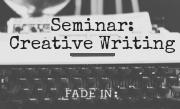 Seminar: Creative Writing with FADE IN: