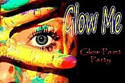 Glow Me - Biggest Glow Paint Party ever in Lebanon