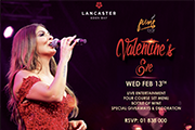 Valentine's Eve at Fume Bar