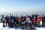 Snowshoeing in Laqlouq & Akoura with Footprints Club