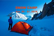 Snow Camp with Rovers Lebanon