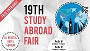 19th Study Abroad Fair