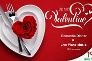 Romantic Valentine's Dinner at 19 Centre